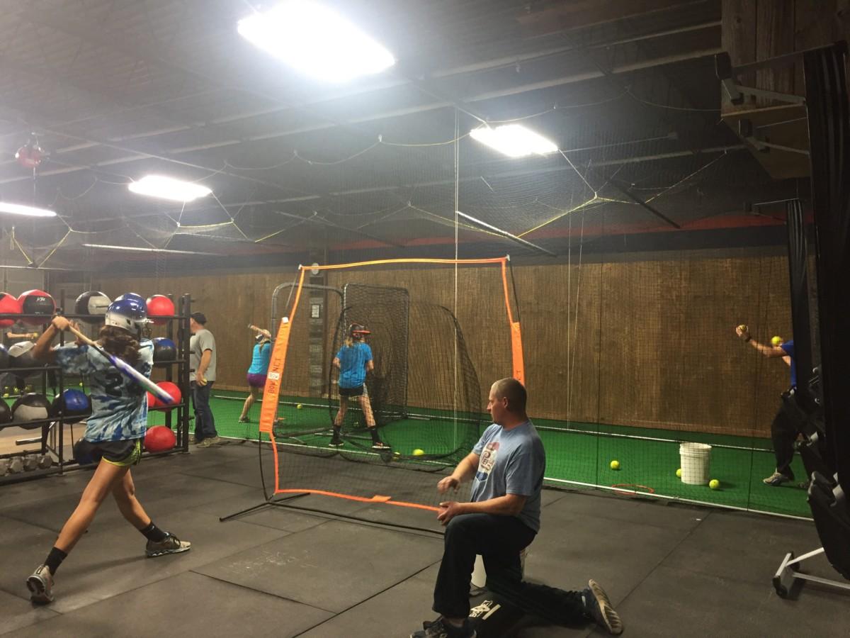 Lessons, Seminars & Clinics Batting Practice