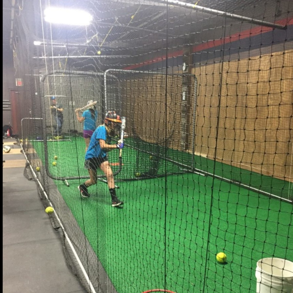 Lessons, Seminars & Clinics Batting Cage